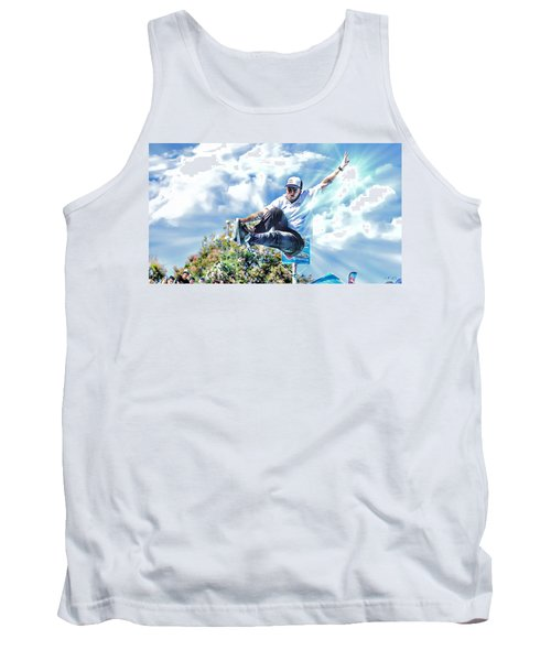 Bowlriders, Skateboarder Tank Top