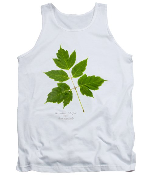 Box Elder Maple Tank Top