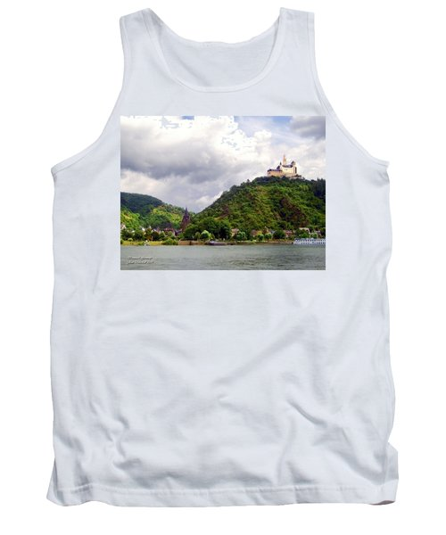 Tank Top featuring the photograph Brambach Germany by Joan  Minchak