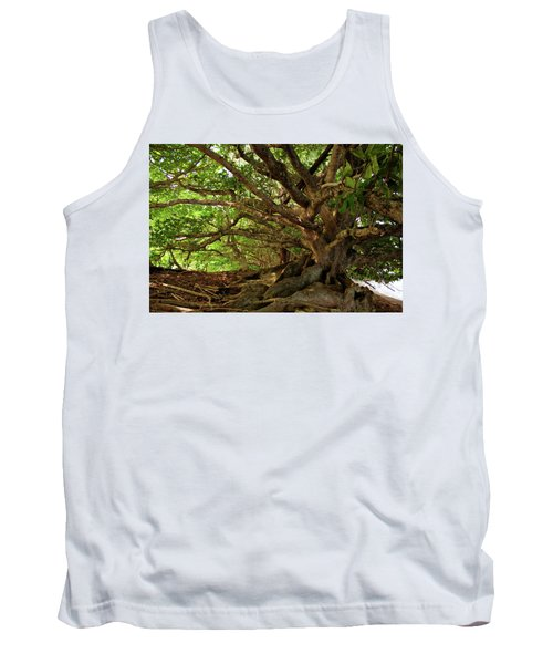 Branches And Roots Tank Top