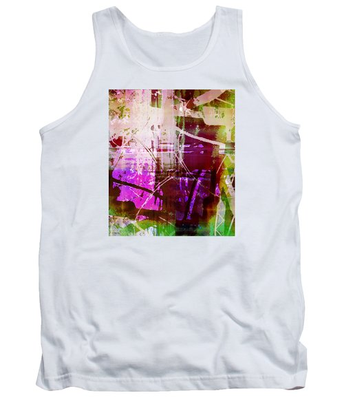 Tank Top featuring the photograph Branching Out by Shawna Rowe