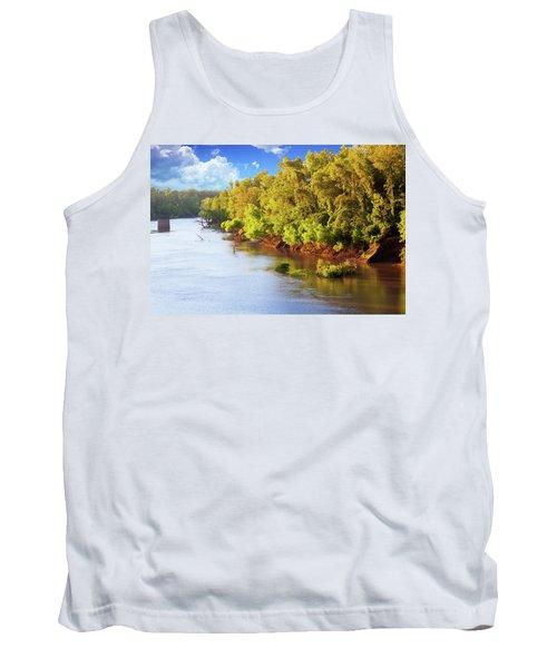 Brazos River Tank Top