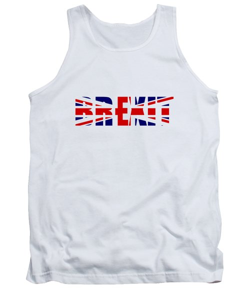 Brexit Tank Top by Roger Lighterness