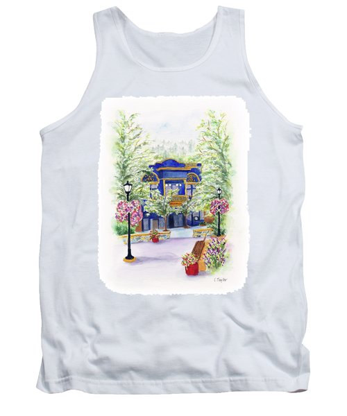 Brickroom On The Plaza Tank Top