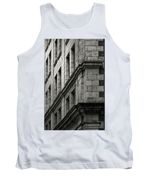 Bricks And Beauty Tank Top