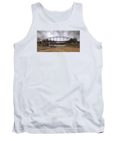 Bridge At The Mill Tank Top