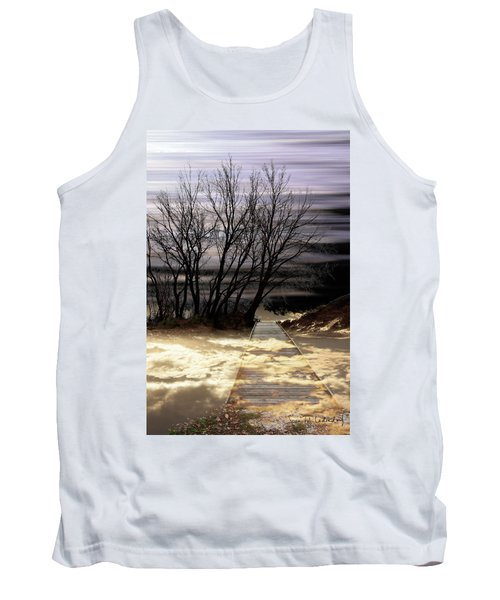 Bridge Tank Top by Joan Ladendorf