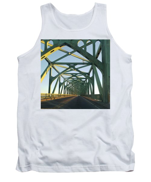 Bridge To Oregom Tank Top