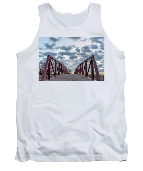 Bridge To The Clouds Tank Top
