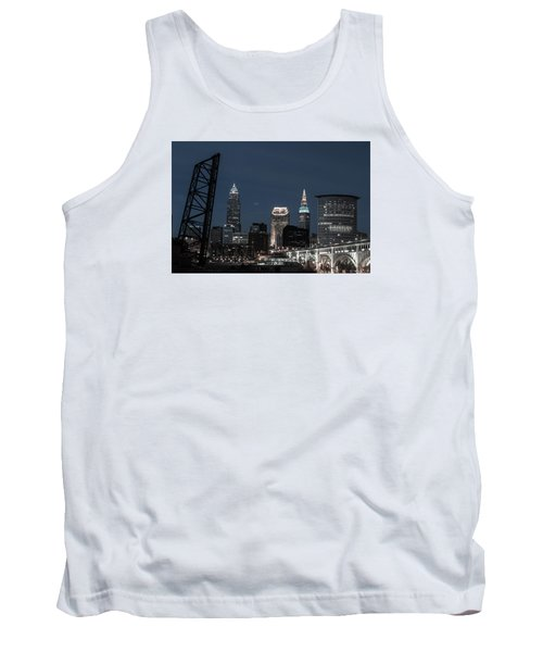 Bridges And Buildings Tank Top