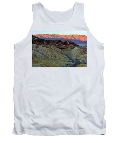 Brilliant And Subdued Tank Top