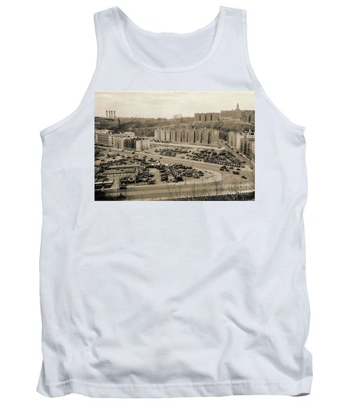 Broadway And Nagle Ave 1936 Tank Top by Cole Thompson