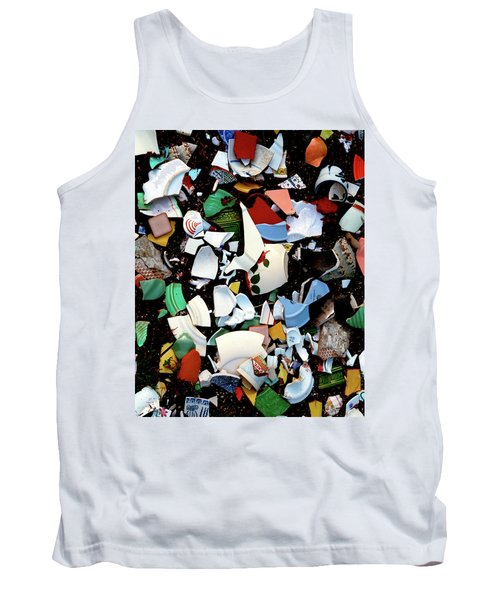 Broken Memories Tank Top