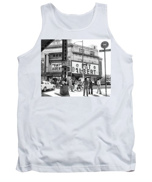 Brooklyn Fat Albert  Tank Top