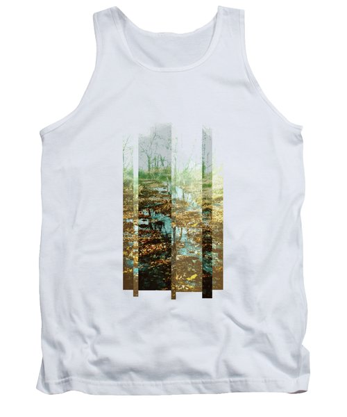 Brushy Fork Tank Top