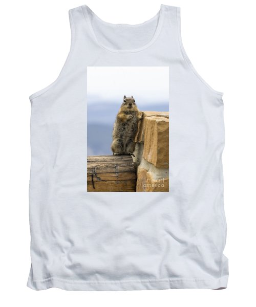 Bryce Squirrel Tank Top