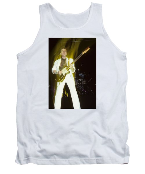 Buck Dharma Of Blue Oyster Cult Tank Top