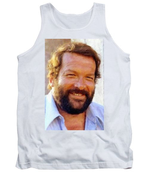 Bud Spencer Tank Top