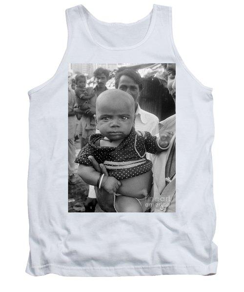Buddha Baby, Mumbai India  Tank Top