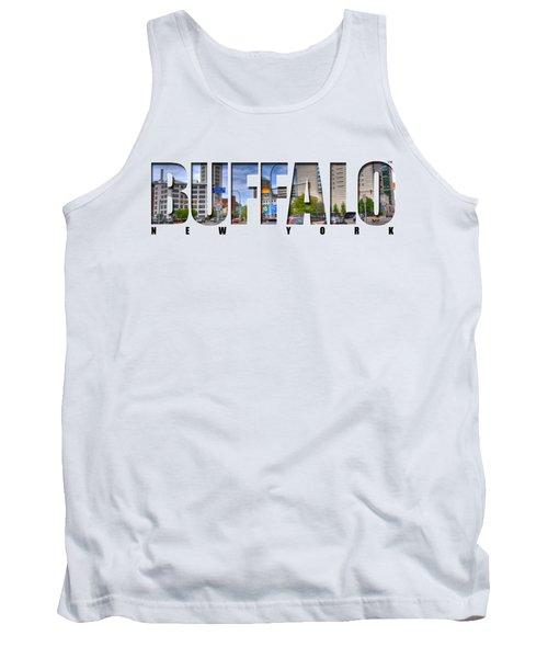 Buffalo Ny Entering Downtown Tank Top