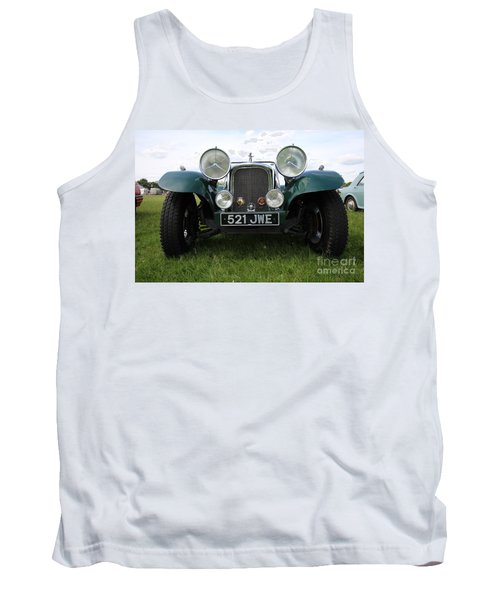 Bug Eye Jaguar Tank Top