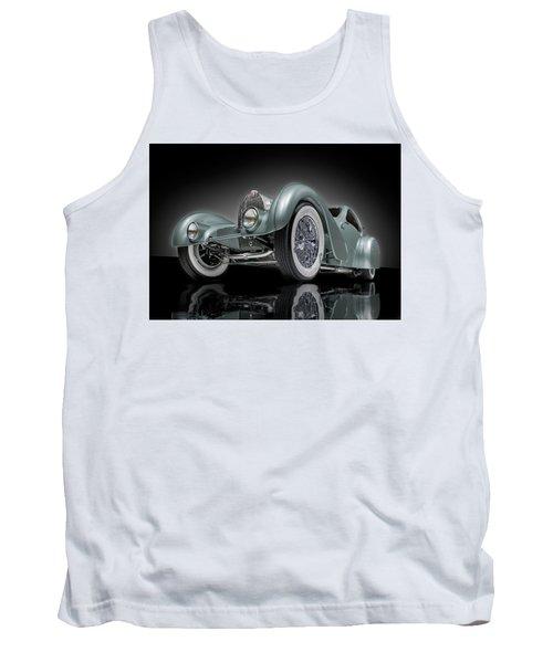 Bugatti Aerolithe Recreation Tank Top