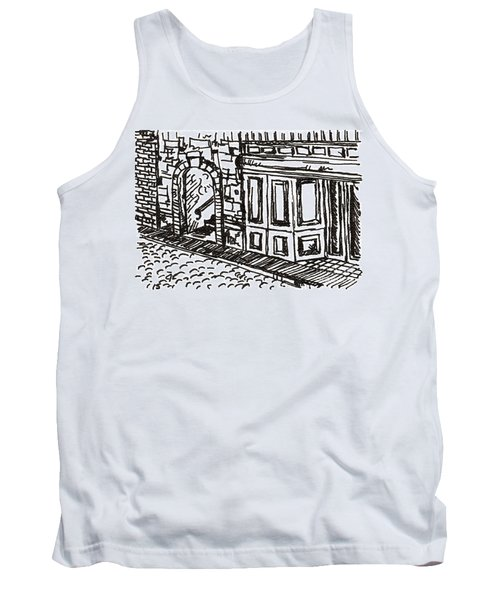 Buildings 2 2015 - Aceo Tank Top