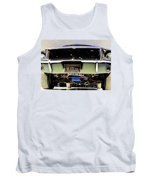 Bulitt Front View Tank Top