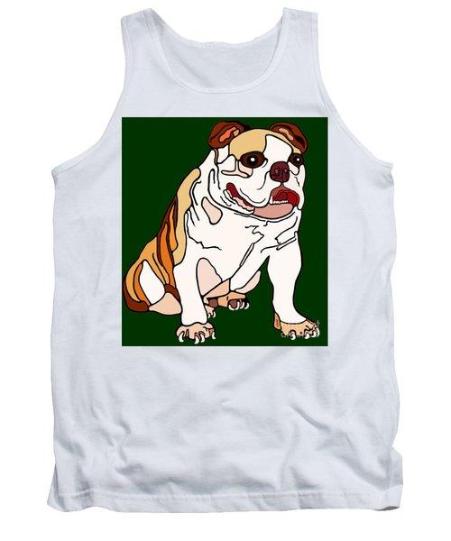 Bulldog Tank Top