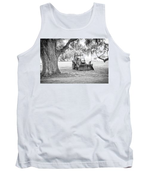 Bulldozer Tank Top