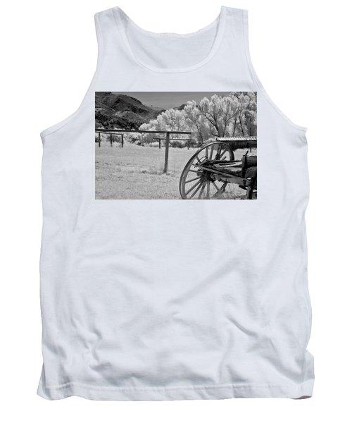 Bumpy Ride Tank Top