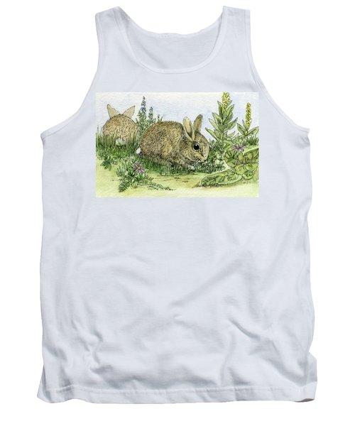 Bunnies Tank Top