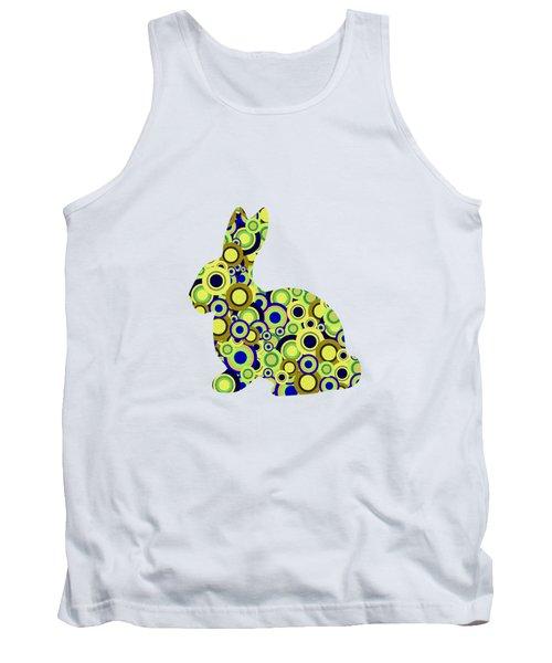 Bunny - Animal Art Tank Top