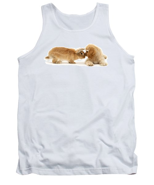Bunny Nose Best Tank Top
