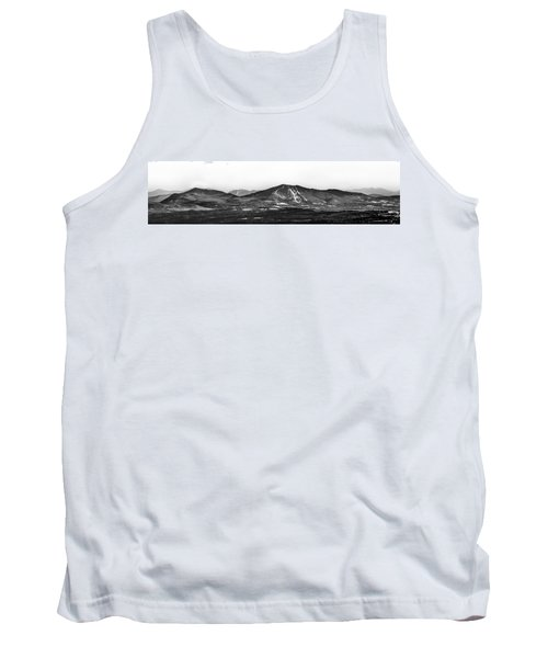 Burke And Cannon Wide Panoramic Tank Top by Tim Kirchoff