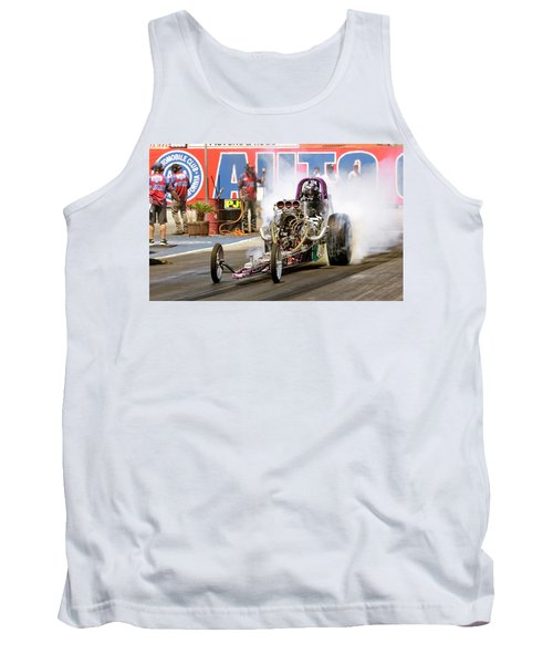Burn Out  Tank Top