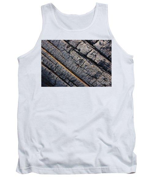 Burnt Bark Tank Top