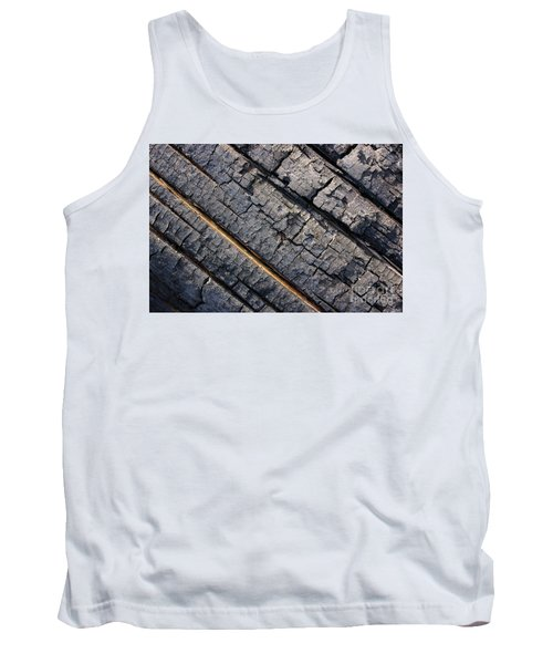 Burnt Bark Tank Top