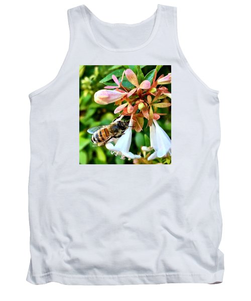 Busy As A Bee Tank Top