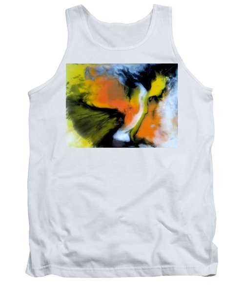 Butterfly Wings Tank Top by Mary Kay Holladay