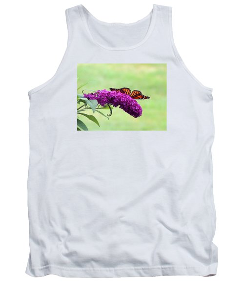 Butterfly Wings Tank Top by Teresa Schomig