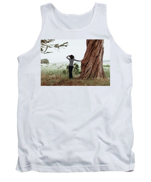By The Cypress Tank Top
