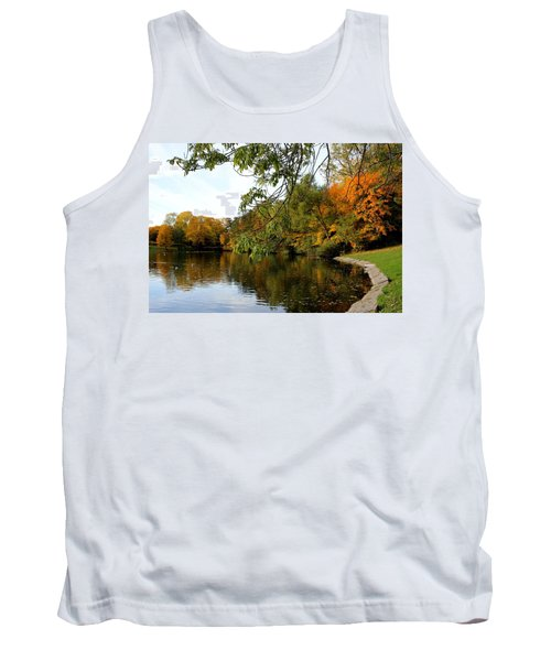 By The Pond Tank Top