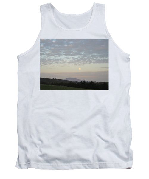 Tank Top featuring the photograph By The Rising Of The Moon by Suzanne Oesterling