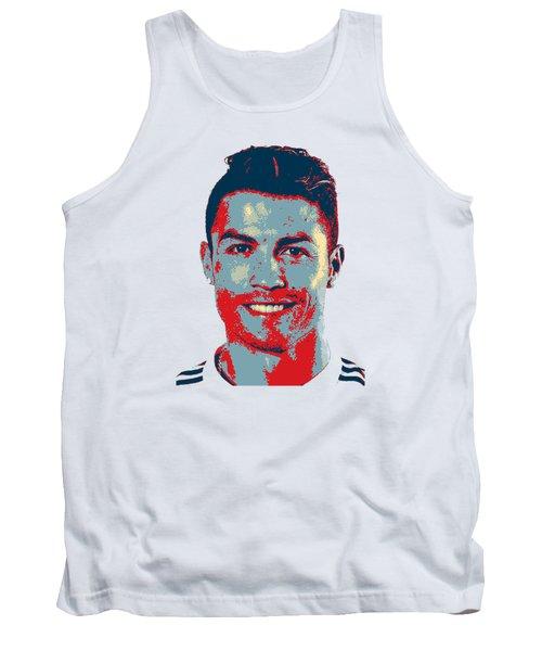 C. Ronaldo Tank Top