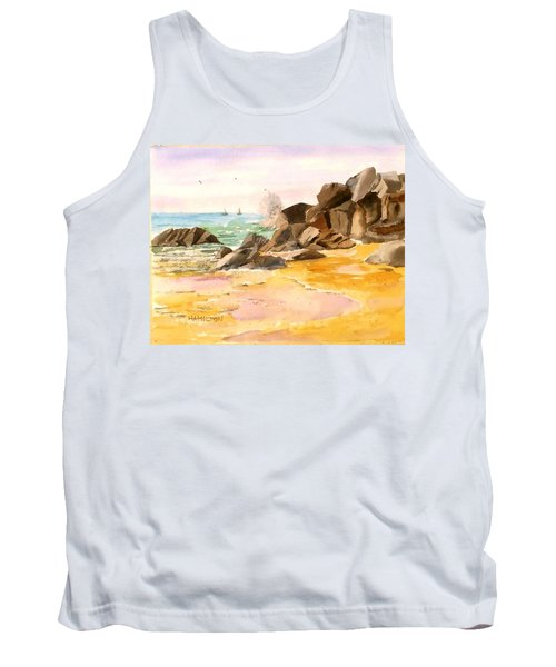 Cabo San Lucas Tank Top by Larry Hamilton