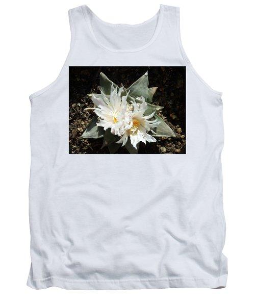 Cactus Flower 9 Tank Top