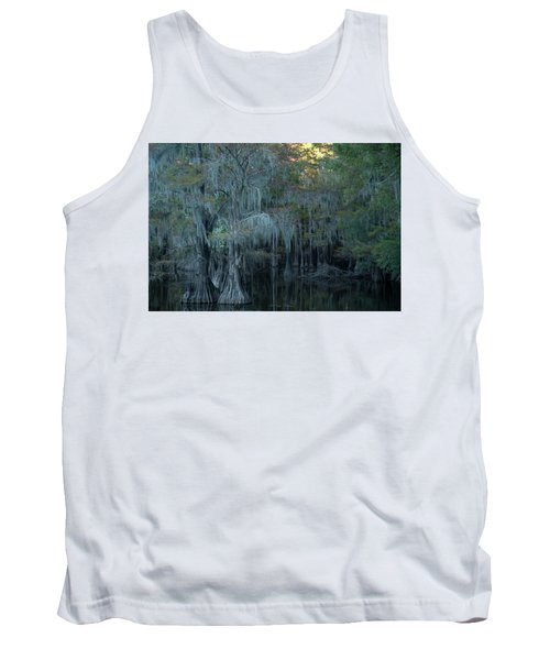 Caddo Lake #2 Tank Top