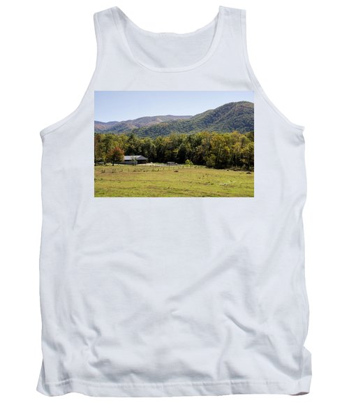 Cades Place Tank Top by Ricky Dean