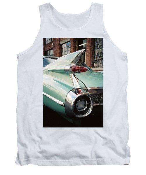 Cadillac Fins Tank Top
